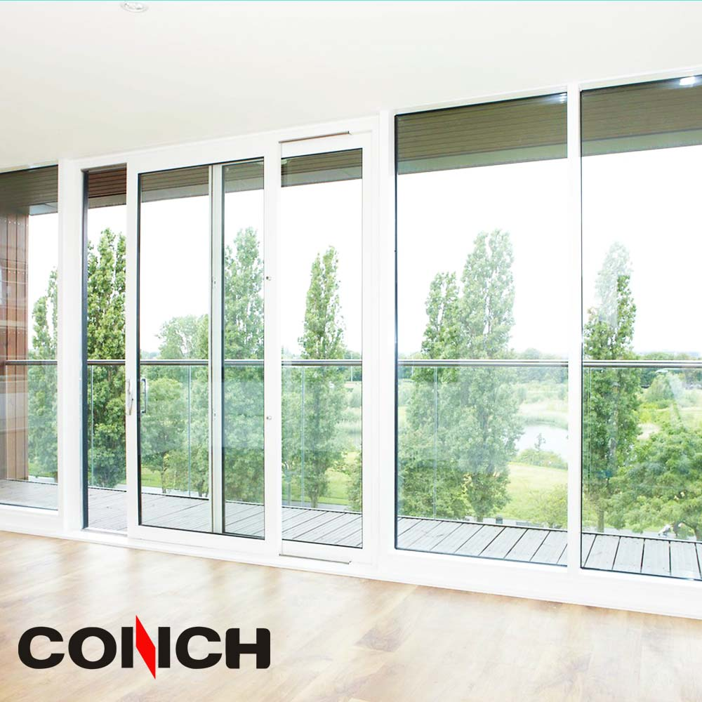 UPVC SlidingDoor(Single Glazing)