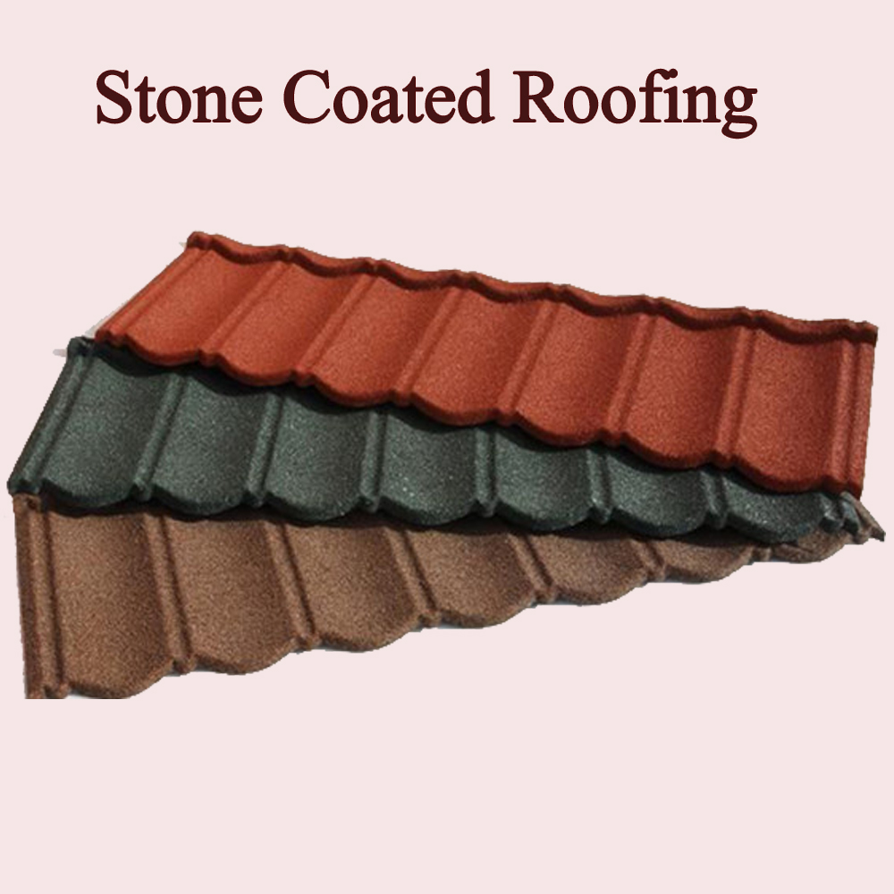 Stone Coated Roofing