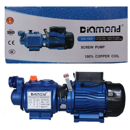 SCREW PUMP- DIA 100(D)