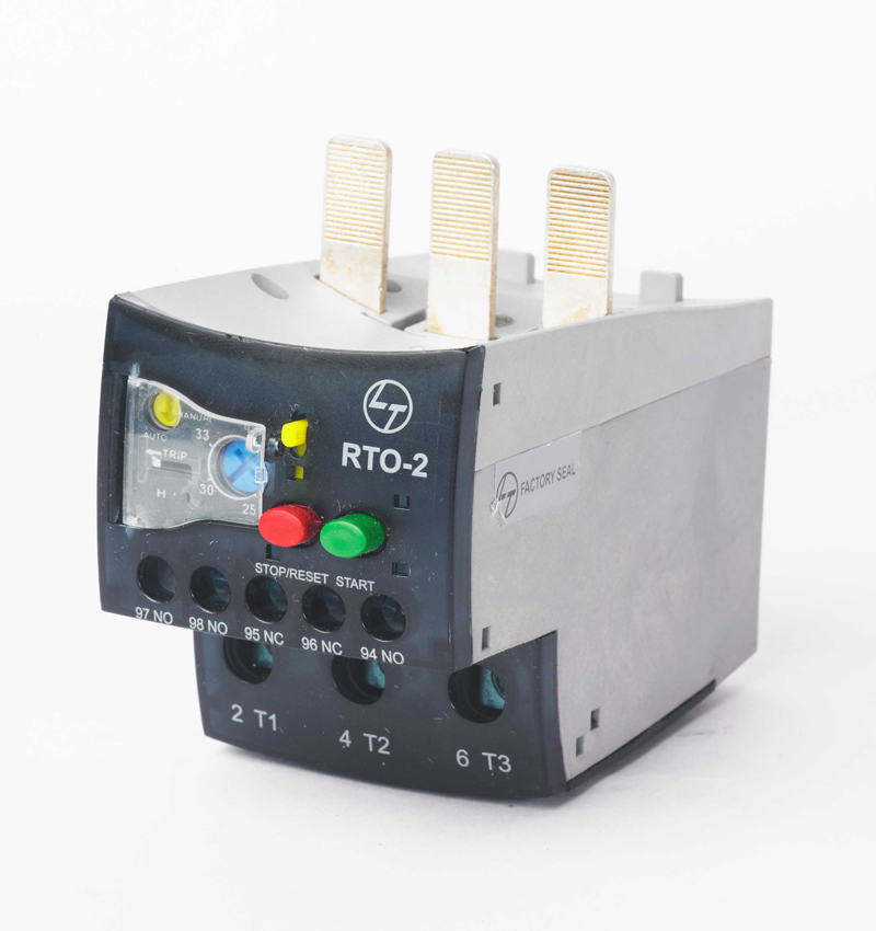 thermal & electric overload relay
