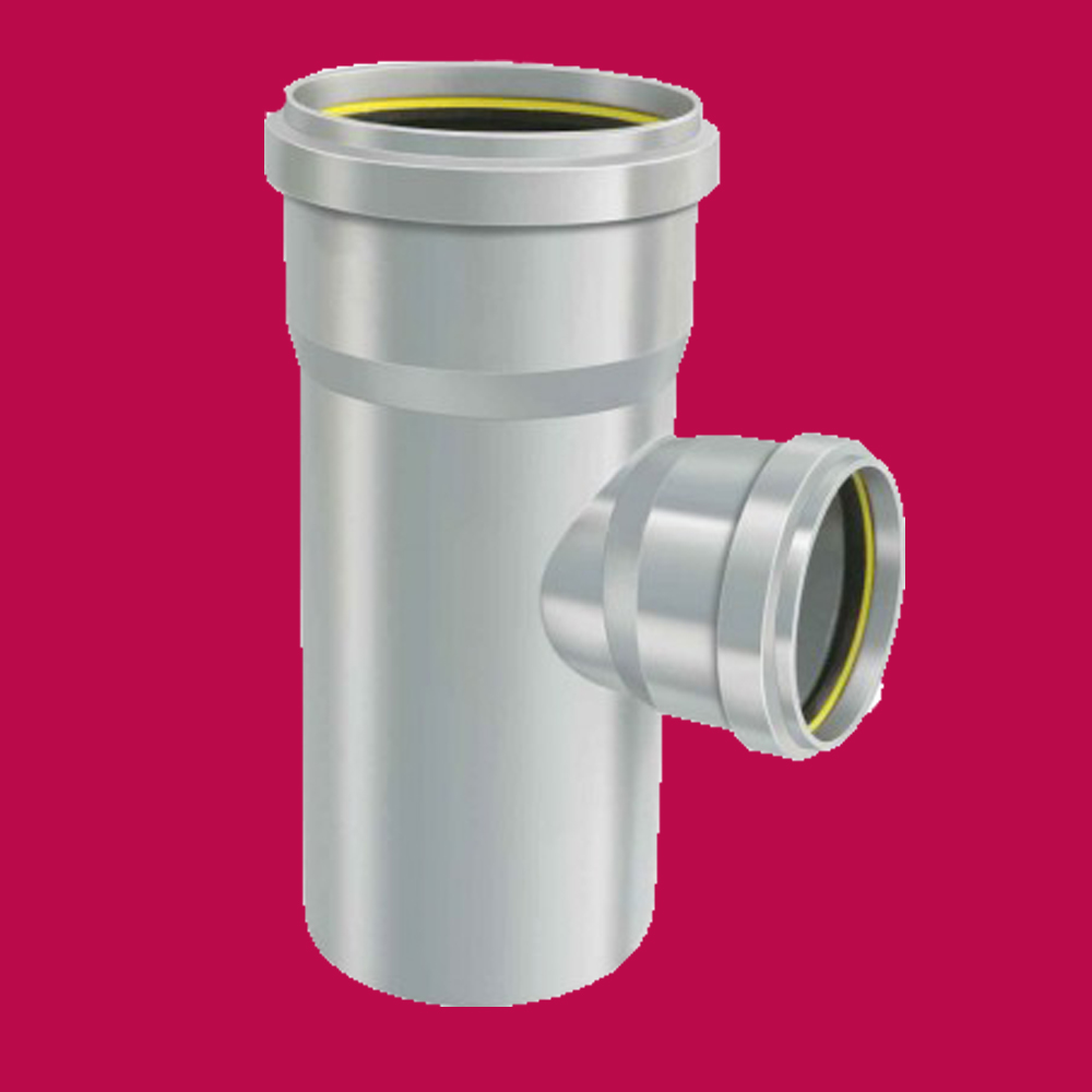 SWR uPVC Single Tee