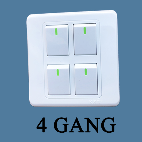 4 GANG SWITCH